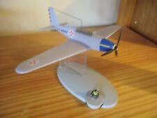 Collection En Avion Tintin -N°35  l'avion de chasse  américain  Moulinsart