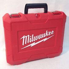 """Milwaukee 1/4"""" Impac Driver Case 2462-20 2462-22 M12 12v"""