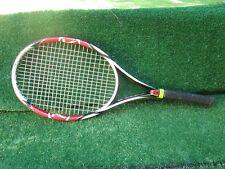 "Tennis Wilson K Factor Six One Lite 102"" Tennis Racket 4 1/4 Grip Dried Out"