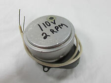 Synchron 110V 2 RPM 4W 630 Timer Clock Motor Beer Sign Synchronous NEW USA Made
