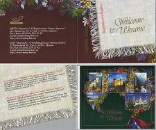 Europa CEPT 2004 vacanze-Ucraina marchi fascicolo 5 Booklet/638-41 ** - EUR 100,00