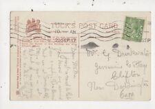 Mrs G Drinkwater Jessamine Cottage Clifton Deddington 1917  850a