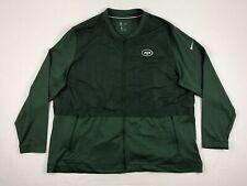 NEW Nike New York Jets - Green Jacket (4XL)