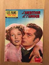 Les Films pour Vous numéro 60 (1958) - Rossano Brazzi  - BE