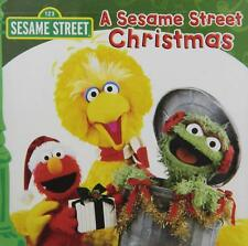 SESAME STREET A Sesame Street Christmas CD BRAND NEW ABC For Kids