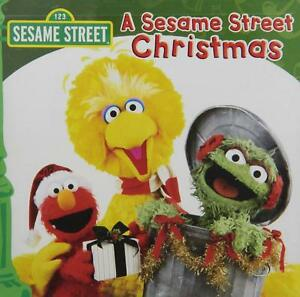 SESAME STREET A Sesame Street Christmas CD BRAND NEW ABC For Kids