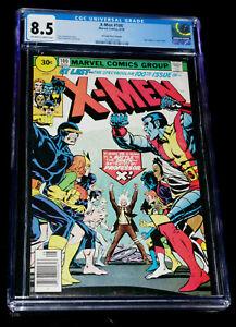 Uncanny X-men #100 RARE PRICE VARIANT CGC 8.5--more like 9.2- better? YA!