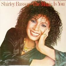 SHIRLEY BASSEY 'THE MAGIC IS YOU' UK LP