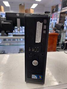 PC DE BUREAU DELL OPTIPLEX 380 INTEL E5800 3.2GHZ 2GO 250GO WIN 10