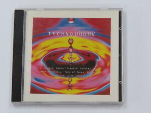 Various - Technophunk (CD)