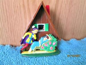 VINTAGE MINIATURE VIEW MASTER PRINCE CHARMING & SLEEPING BEAUTY WEST GERMANY