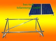 Solar Photovoltaik Aufständerung für 2 Stück  230Watt bis 300Watt Module