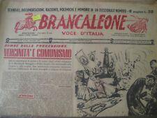 Brancaleone Settimanale del 15 agosto 1948 Verginità e comunismo.   (Q126)