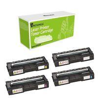 New Compatible 407653 - 407656 Toner Cartridge For Ricoh SP C252DN C252SF