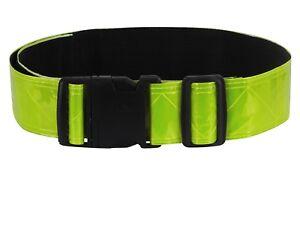 Reflective Physical Training PT Running Belt Rothco 60390