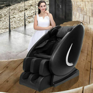 New Full Body Electric Massage Chair Recliner Heating 3yr Warranty!