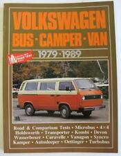 Volkswagen Bus Camper Van 1979-1989 R M Clarke ISBN 1870642783 Car Book