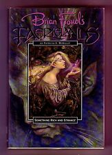 SOMETHING RICH AND STRANGE (Patricia McKillip/1st US /#1 Brian Froud's Fairyland