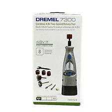 Tool Dremel 7300-N/8 Minimite 4.-Volt Cordless Two-Speed Rotary Repair Home New