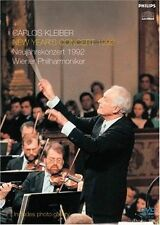 USED (VG) Carlos Kleiber - New Year's Concert 1992, Vienna (2005) (DVD)