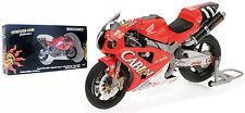 Minichamps Honda VTR 1000 Winner 8h Suzuka 2001 - Rossi/Edwards 1/12 Scale