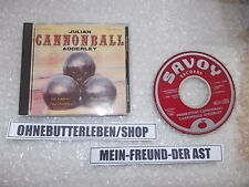 CD Jazz Cannonball Adderley - Presenting Cannonball (5 Song) SAVOY JAPAN