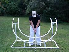 Golf's Half Circle Swing Plane Trainer