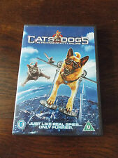 CATS & DOGS - THE REVENGE OF KITTY GALORE