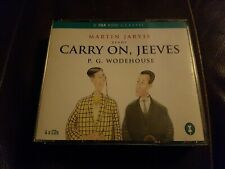 Carry on, Jeeves Csa Classic  PG Wodehouse CD-Audio Martin Jarvis  Talking Book
