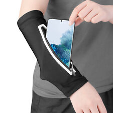 Sports Arm Band Mobile Phone Holder Bag Running Gym Armband Exercise For Phones