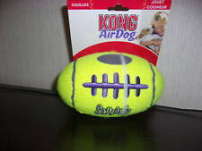 Kong Air Dog Large Squeaker Football Toy NEW