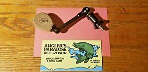 Pflueger reel repair parts (handle President XT 25 and XT 30)
