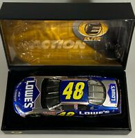 2003 Action Jimmie Johnson #48 Lowe's Monte Carlo Elite 1 of 2,400