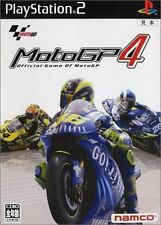 Used PS2 Moto GP4  SONY PLAYSTATION JAPAN IMPORT