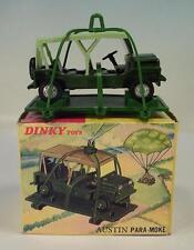 Dinky Toys 601 Austin Para Moke mit Fallschirm OVP #3826