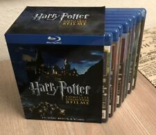 Harry Potter, Complete Collection - 8 Filme   Blu-Ray