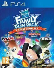 Hasbro Family Fun Pack ps4 Playstation 4