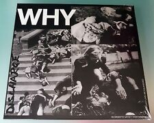 Discharge Why Lp Vinile Ristampa