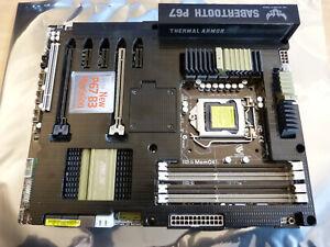 Asus Sabertooth P67B3 Rev. 3.0 Mainboard LGA 1155