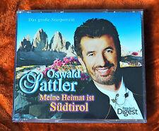 Das große Starporträt, Oswald Sattler, Meine Heimat ist Südtirol