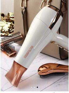 Cosmopolitan 2400W Argan Oil Hair Dryer IMMACULATE 👩