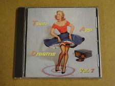 POPCORN CD / TEEN-AGE DREAMS - VOL 7