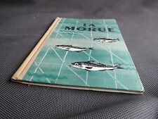 Ancien livre sur la morue pêche cuisine french book