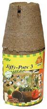 "Jiffy-Pots 3"" Peat Pots (90 Pots)"