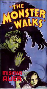 The Monster Walks - 1932 - Movie Poster