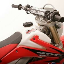 Honda CRF450X 2005-2014 IMS Oversized Fuel Tank 3.2 Gallon White desert gas tank