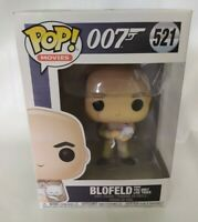 Funko Pop Vinyl Figure Xmas Gift BloFeld 521 James Bond 007 You Only Live Twice