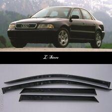 For Audi A4 B58K Sedan 1995-2000 Side Window Visors Sun Guard Vent Deflectors