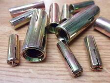 100 N. M6 x 25mm, masonmate, Cuneo / DROP IN ancore.