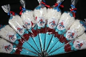 Giant Pre Filled Girls / Boys Party Sweet Cones / Party Bags / Personalised